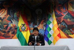 Crecen reacciones por la «renuncia» de Evo Morales; UE pide elecciones