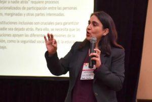 Experta CEPAL destaca políticas de RD a favor de adultos mayores
