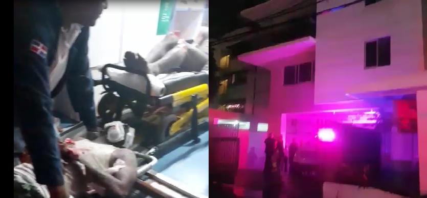 Dos muertos, cuatro heridos durante una explosión en un edificio de SD