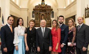 Ferretería Bellón celebra 70 aniversario con misa de acción de gracias