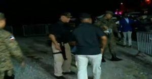 """Numerosos miembros Policía y DNCD impidieron la """"Fiesta del Infierno"""""""