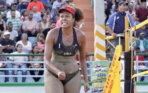 Fonoimoana y Quiggle ganan medalla de oro Voleibol de Playa