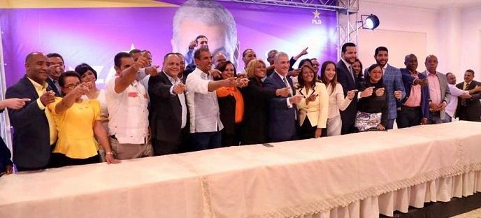 Gonzalo dice busca un cambio de «progreso y prosperidad» en Rep. Dom.
