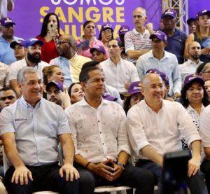 Domínguez Brito y Valentín dicen PRM pone en peligro obras de Danilo