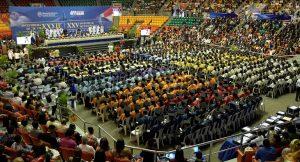 UASD Recinto Santiago gradúa 604 nuevos profesionales varias áreas
