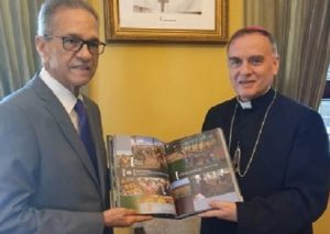 "GUATEMALA: Presentan libro sobre ""visitas sorpresa"""