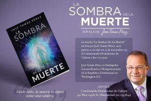 Pondrán en circulación nueva novela del embajador José Tomás Pérez