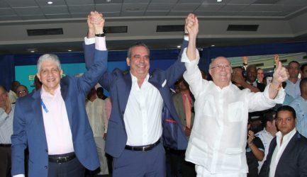 Abinader: PRM y DxC darán corte radical a la corrupción e impunidad