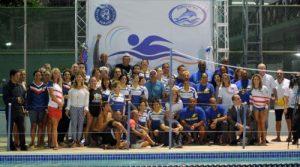 Inauguran Torneo Natación en Club Naco con 237 atletas