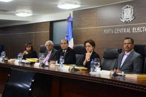 La Junta Central Electoral con un rol protagónico en semana dominicana