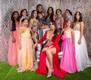 Academia Judith Darián introduce a niñas en el modelaje en Baní
