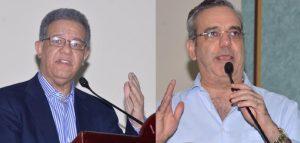 Leonel y Abinader ven imprescindible modernizar entidades agropecuarias