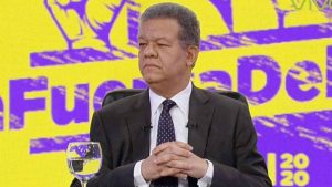 """Leonel dice trabajará """"sin descanso"""" para ganar las próximas elecciones"""