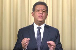 """Leonel expresa su """"total y absoluta"""" oposición al uso voto automatizado"""