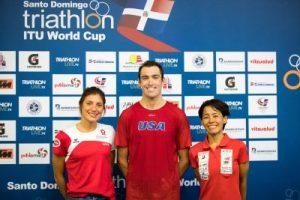 RD lista para Campeonato Mundial de Triatlón