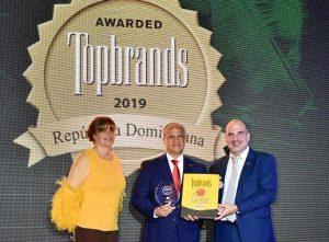 Topbrands reconoce las marcas LEIDSA como «Grandes Marcas»