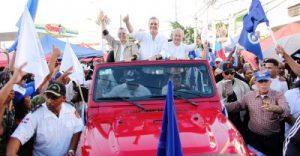 Manuel Jiménez agradece apoyo a marcha-caravana en SDE