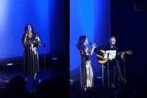 FRANCIA: Milly Quezada pone ritmo dominicano a noche parisina