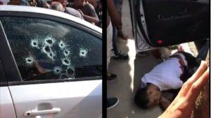 LOS ALCARRIZOS: Matan de diez balazos a un joven taxista