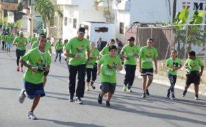 Estelares atletas actuarán en Carrera 5K de San Cristóbal