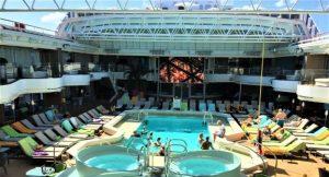 Nada tan delicioso y relajante como un crucero por el Caribe