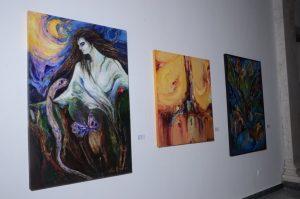 EL SALVADOR: Artistas exaltar en sus obras cultura R. Dominicana