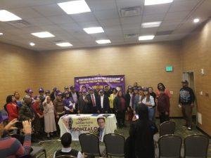 BOSTON: Peledeístas inician proceso reactivación partido