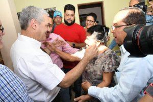 Gonzalo recorre provincia Espaillat en apoyo a los candidatos municipales