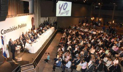 El PRD decide respaldar a Gonzalo como candidato presidencial 2020