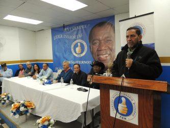 Eligio Jáquez asegura el pueblo defenderá voto a favor del cambio