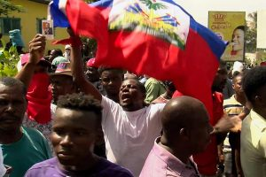 Oposición de Haití por reanudar protestas antigubernamentales