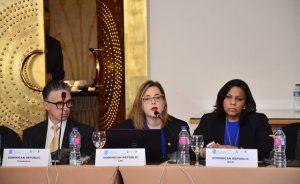 EGIPTO: RD presenta sus avances en transformación de la producción