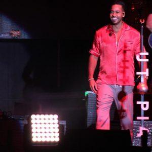 Romeo Santos pone a vibrar a San Cristóbal con su concierto «Utopía»