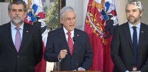 CHILE: Piñera impone mano dura y convoca al Consejo de Seguridad