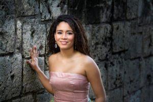 Stephany Ortega es nominada a los Premios de Música Clásica