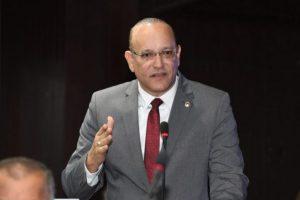 PRM escoge a Ulises Rodríguez candidato a la Alcaldia de Santiago