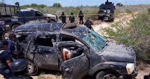 MEXICO: Siete muertos tras enfrentamientos en Tamaulipas