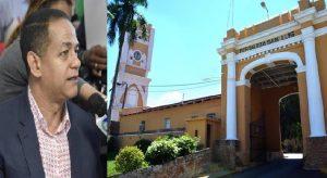 Senador Valentín pide sacar instituciones de Fortaleza San Luis