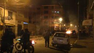 Crisis Bolivia: Violentas protestas cobran la tercera víctima mortal