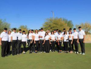 Team Fiebre de Golf gana el Torneo Villa's 66 de Nevada