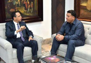 Minerd anuncia ejecución Programa Bachillerato en Línea para deportistas