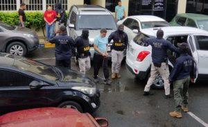 LA VEGA: Desmantelan red dedicada al narcotráfico y lavado de activos