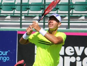 Nick Hardt avanza a semifinales TF World Tennis Tour