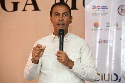 Domingo Contreras resalta importancia inscripción SD en Red Ciudades Creativas