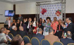 Juramentan nueva directiva del Colegio Dominicano de Periodistas