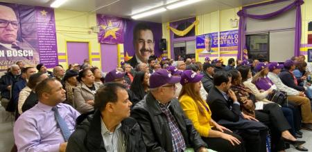 PLD Manhattan celebra asamblea de apoyo a Gonzalo Castillo