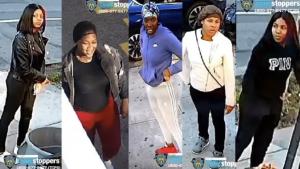 Policía persigue a cinco mujeres robaron a taxista