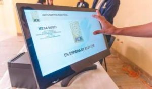 Uniore supervisará auditoría Sistema del Voto Automatizado de la JCE