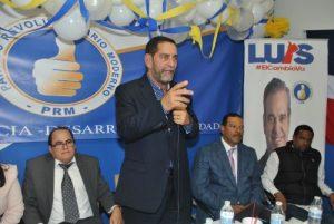 FILADELFIA: Eligio Jaquez dice Abinader desarrollará gobierno impactante