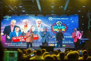 """«Stand Viejos"""" cierra tras seis exitosas presentaciones"""